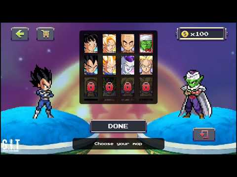 Legendary Z Warrior ( Dragonball ) Android Gameplay