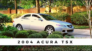 """Acura TSX """"Test Drive"""""""