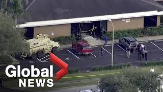 Florida police confirm 5 dead in bank shooting
