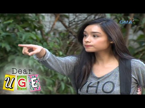 Dear Uge: To the rescue si ateng masungit