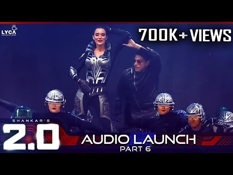 2.0 Audio Launch - Part 6 | Rajinikanth, Akshay Kumar | Shankar | A.R. Rahman Mp3