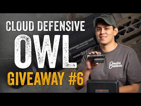 Cloud Defensive OWL Giveaway #6 - Omaha Outdoors