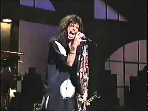 Aerosmith - Cryin' - David Letterman Live mp3