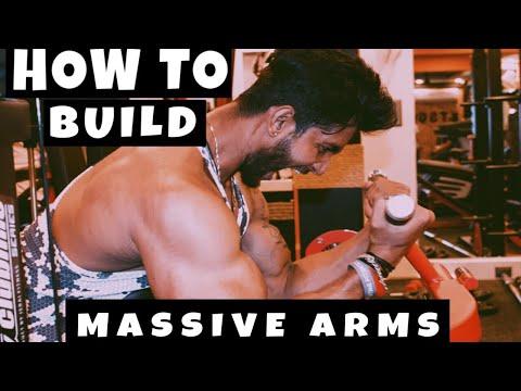 BUILD MASSIVE ARMS