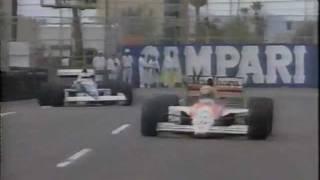 Senna vs Alesi - 1990 United States Grand Prix
