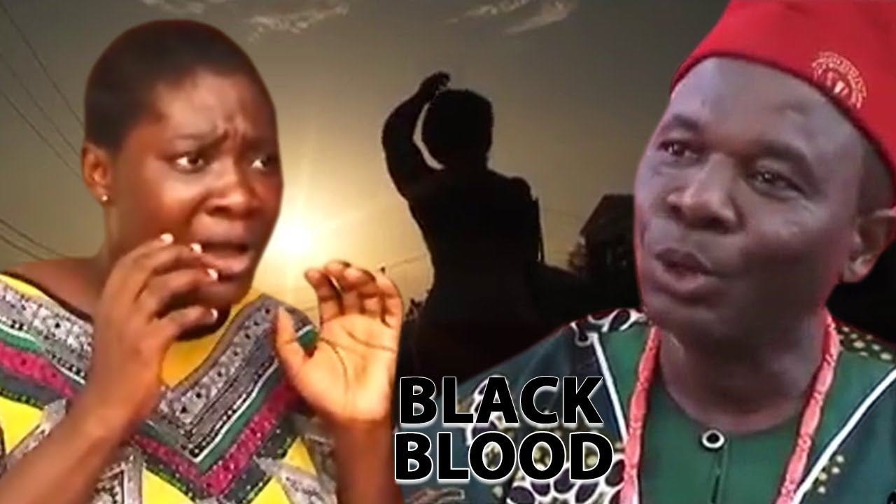 Download Black Blood 1&2  - Mercy Johnson Latest Nigerian Nollywood Movie / African Movie New Released 1080i