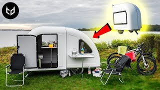 Cozy BIKE CAMPERs | Mi¢ro Mobile Caravans For Camping