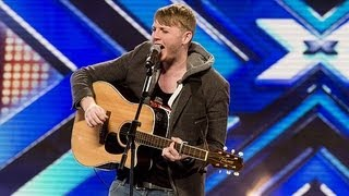 James Arthur's audition - Tulisa's Young - The X Factor UK 2012 thumbnail