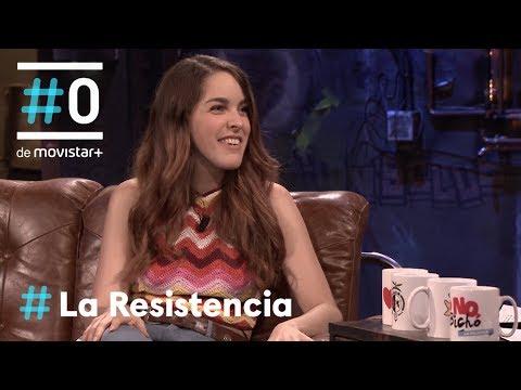 LA RESISTENCIA  Entrevista a Amarna Miller  LaResistencia 02.07.2018