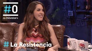 LA RESISTENCIA - Entrevista a Amarna Miller | #LaResistencia 02.07.2018