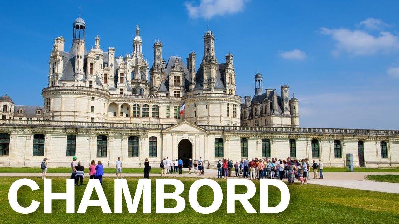 Visita r pida al castillo de chambord youtube - Castillo de chambord ...