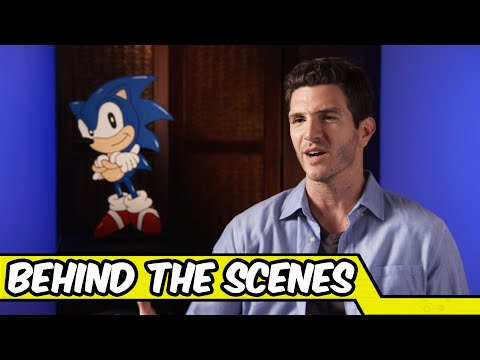 How Santa Claus Inspired Sonic The Hedgehog (Exclusive Clip)