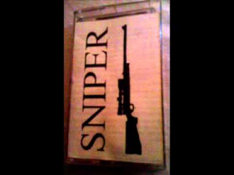 SNIPER - 5 tracks demo - US oi! band from Pennsylvania - 1998
