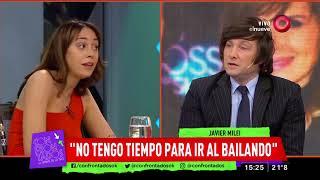 Lo que nadie sabe de Javier Milei