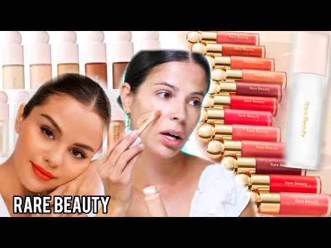 MY HONEST THOUGHTS ON RARE BEAUTY..is it worth the hype?