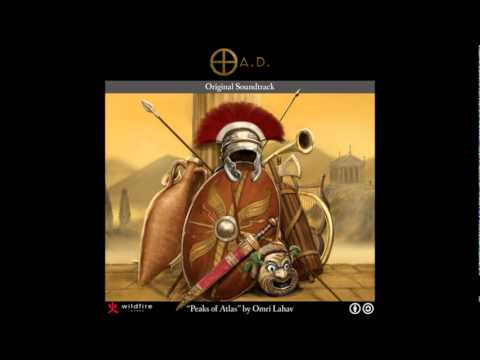 "0 A.D. Soundtrack -- Carthaginian Peace #1 ""Peaks of Atlas"""