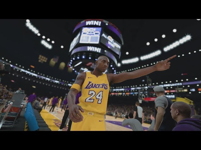 5bf057fd8f8 NBA 2K18 video game unveils all-time Cleveland Cavaliers team