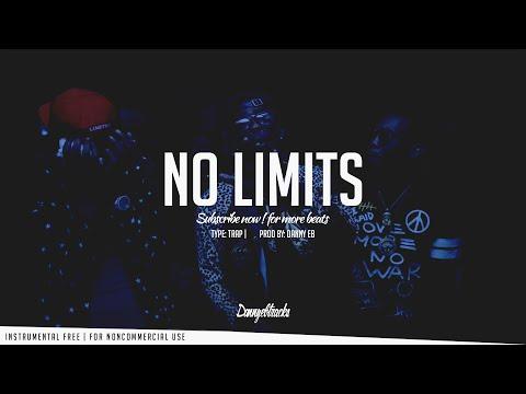 No Limits Hard Trap X Hip Hop Instrumental Prod Danny E B