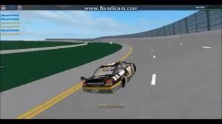 (Reconstitution Roblox) 2009 Aarons 499 à Talladega crash mettant en vedette Spencer Esch et TheGamePlayersr