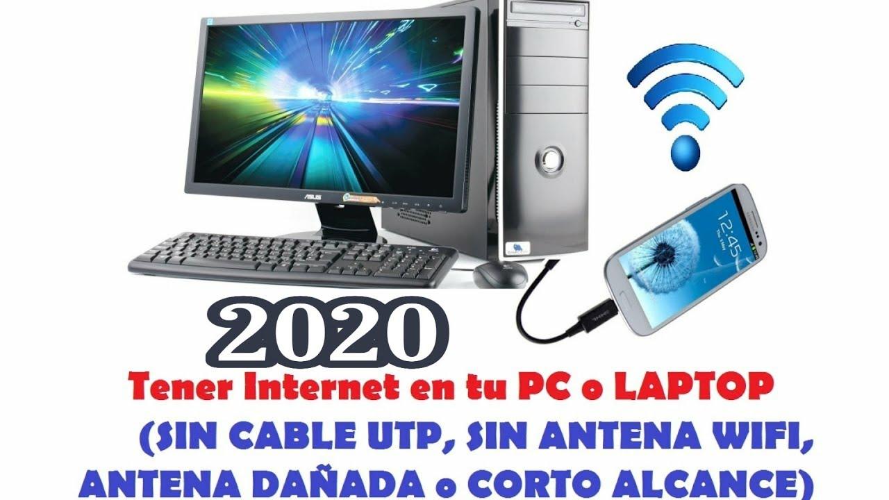 Tener Internet Mediante El M 243 Vil En Una Pc O Laptop Solo