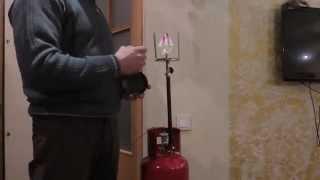 Газовая лампа L 637(Газовая лампа на отечественный баллон L-637 от компании Orgaz. Одна из самых мощных ламп на отечественные газовы..., 2015-10-29T16:16:19.000Z)