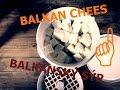 Balkánský sýr - vyrobený doma - domácí sýrař