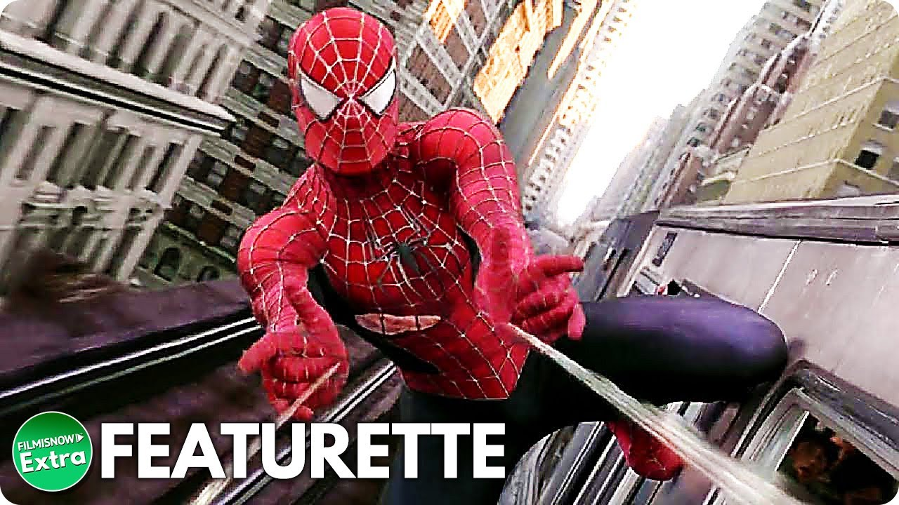 SPIDER-MAN 2 (2004) | The Train Sequence Featurette