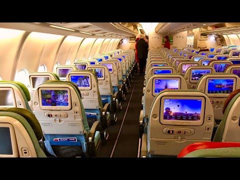 Turkish Airlines Airbus A330-300 Frankfurt - Istanbul New Airport (TC-JNN)