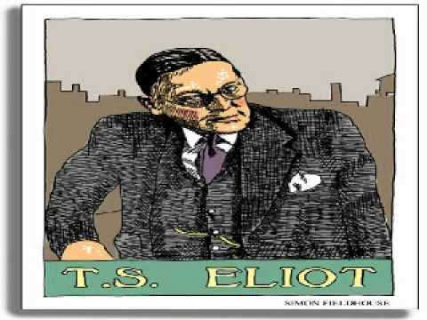 The Love Song of J Alfred Prufrock