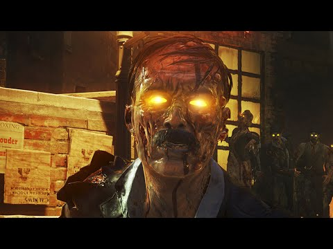 "Black Ops 3 ZOMBIES TRAILER! ""SHADOWS OF EVIL"" Call Of Duty: Black Ops 3 Gameplay!"