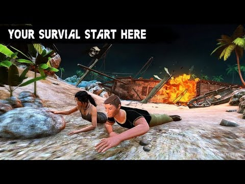 Woodcraft - Survival Island Android Gameplay