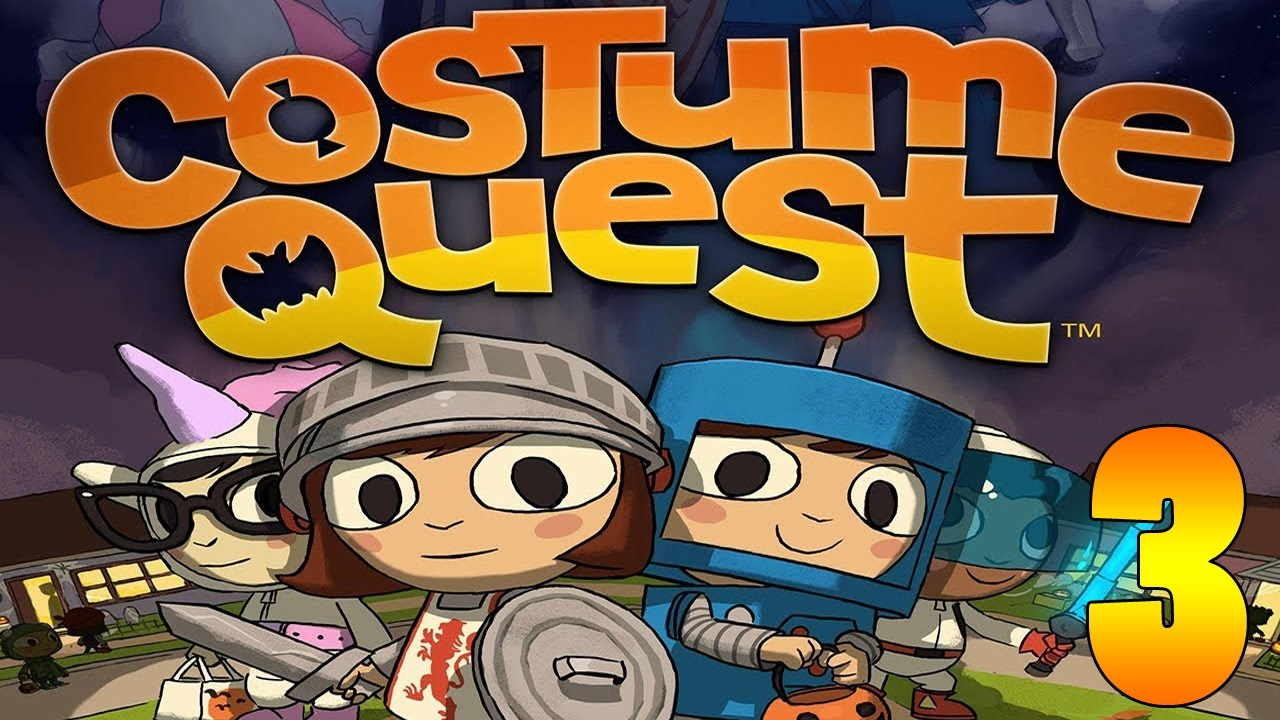 how to change costumes in costume quest 2