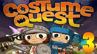 ►Costume Quest!◄ 3 ► DEATH BEHIND THE DOOR