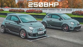 How To Get YOUR Abarth To 250 BHP! BEST Modifications!