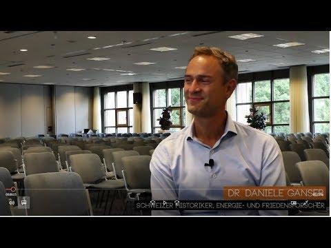Dr Elmar trifft - Dr Daniele Ganser