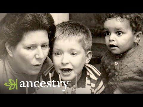 AncestryDNA | Andrew's Family Secret Revealed | Ancestry