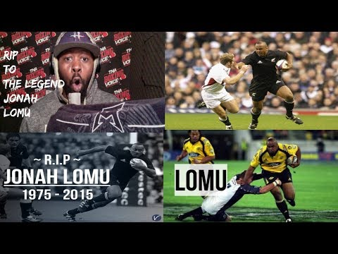 🏉Rugby Legend Jonah Lomu Gets Massive Respect From American NFL Fanatic