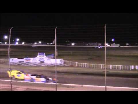 IMCA Sport Mods at Lubbock Speedway 8-29-14