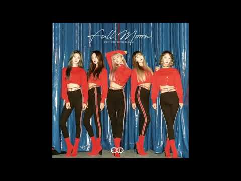 EXID(이엑스아이디) - 덜덜덜 (DDD) (4th Mini Album 'FULL MOON')