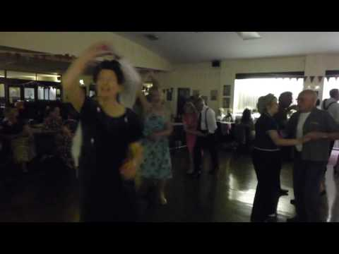 York Vintage Dance Group's June Dance at Huntington Working Men's Club York
