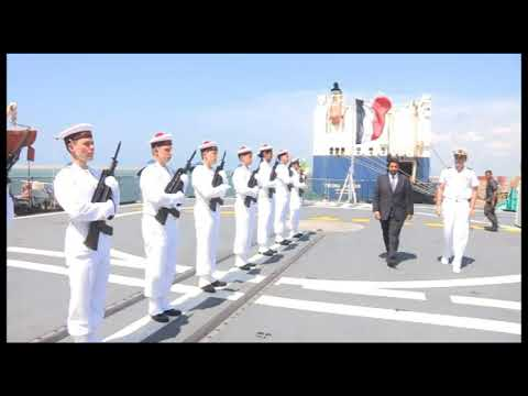 State Minister of Defence  Sri Lanka Ruwan Wijewardene