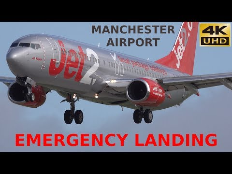 Manchester Airport 12th September 2018 12/9/18 4K Plane Spotting