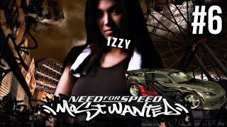 Need for Speed Most Wanted 2005 Gameplay Walkthrough Part 6 - BLACKLIST #12 RX-8 IZZY