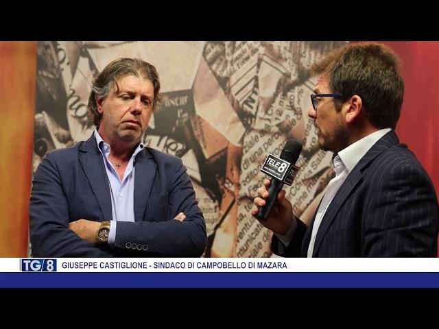 Giuseppe Castiglione - sindaco di Campobello di Mazara