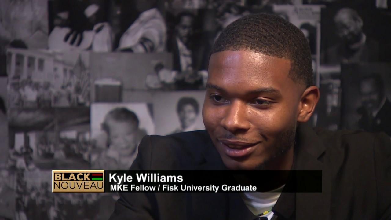Black Nouveau | Exclusive | MKE Fellow Kyle Williams