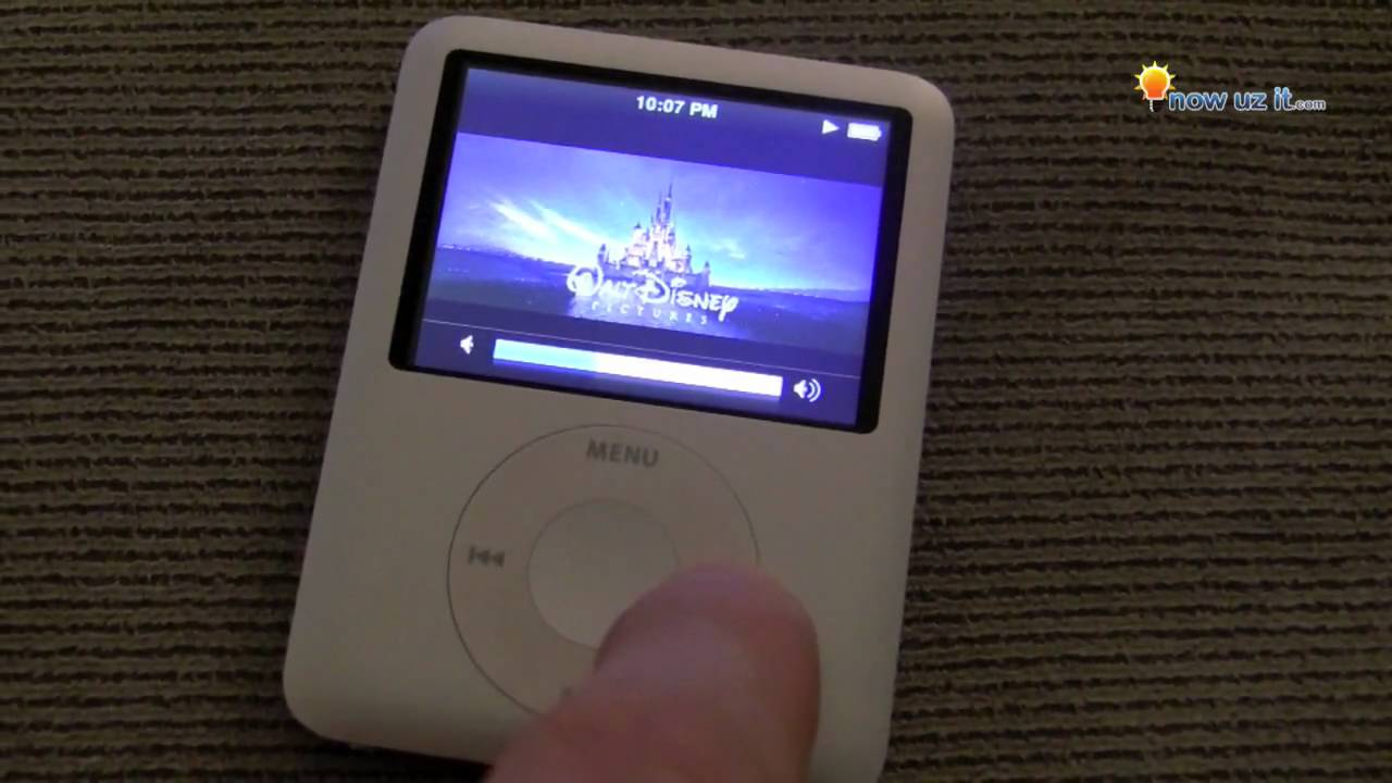 Can you watch hd movies on ipod touch 2 generation