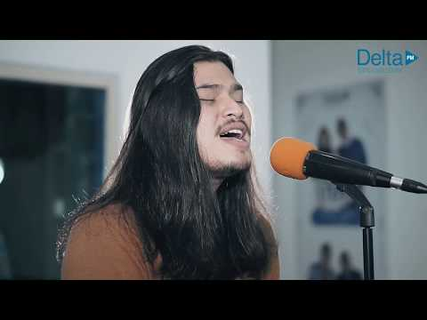 VIRZHA - TENTANG RINDU (live At Delta FM)
