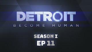 底特律 變人#11 - 完結篇!這樣的結局還能接受,希望大家都可以尊重彼此!