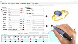 3 pos software for jewellers store add ...