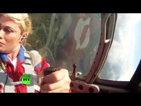 Head-spinning GoPro: Best female pilot with best stunts